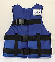 Страховочный жилет 30-50 кг синий