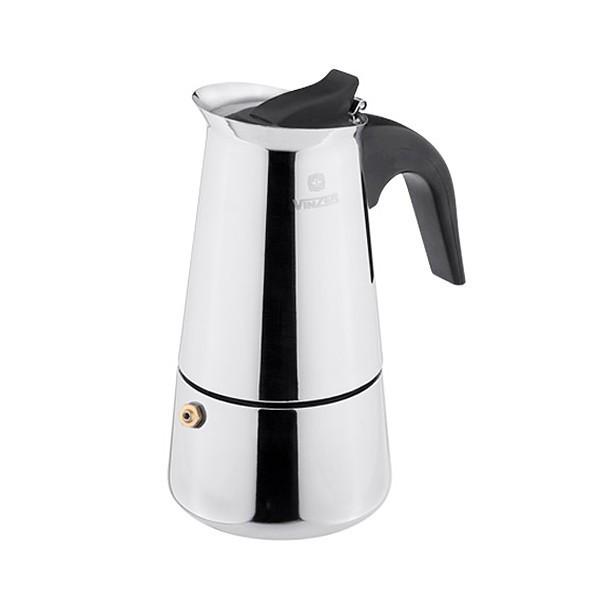 Гейзерная кофеварка Vinzer 9 чашек 89393