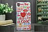 Оригинальный силиконовый  бампер чехол панель накладка противоударный SHINE COVER  для телефона LENOVO S850, фото 5