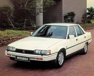 Mitsubishi Galant E10 / Митсубиси Галант Е10 (Седан, Хетчбек) (1983-1987)