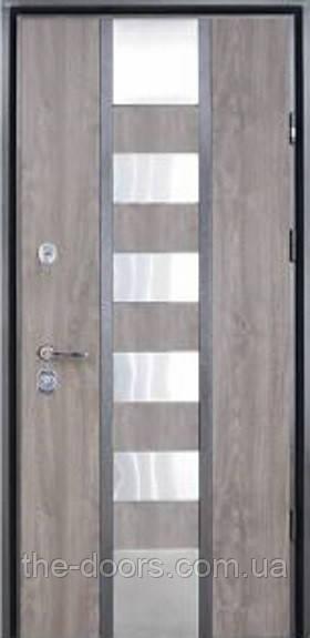 Двері вхідні STRAJ Proof модель Стрім SL Plus