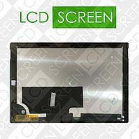 Модуль для планшета Microsoft Surface Pro 3 1631, черный, дисплей + тачскрин, WWW.LCDSHOP.NET , #1