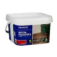 Красная краска для бетонного пола Primacol  5л