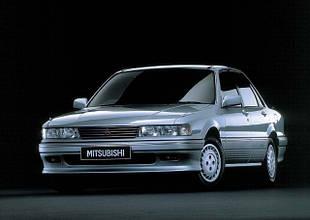 Mitsubishi Galant E30 / Митсубиси Галант Е30 (Седан) (1987-1992)