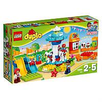 Lego Duplo Семейный парк аттракционов 10841