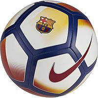 Детский футбольный мяч Nike Pitch FC Barcelona SC3480-100