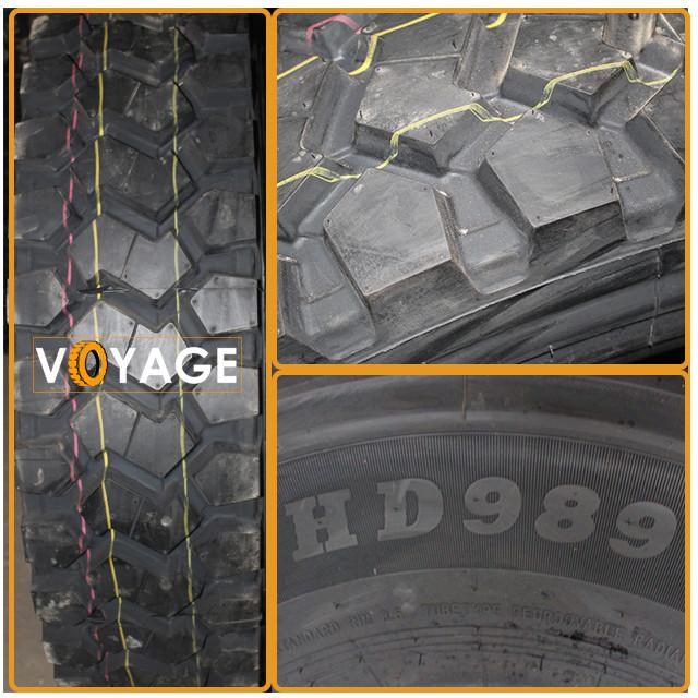 Грузовая шина Fronway HD 989 (Строительная) 12.00R20