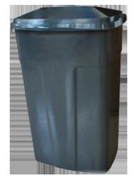 Бак для мусора 90 литров, фото 2