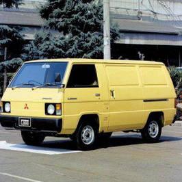 Mitsubishi L300 / Митсубиси Л300 (Минивен) (1979-1986)