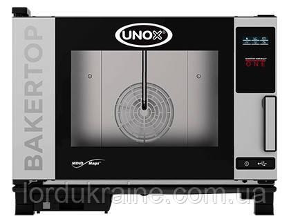 Печь пароконвекционная Unox XEBC04EUE1R (линия ONE)
