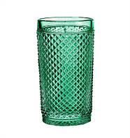 Набір склянок Vista Alegre Bicos 330 мл 4 шт зелених АВ21/003259263004
