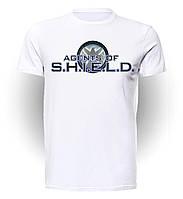 Футболка  мужская размер L GeekLand Агенты Щит Agents of S.H.I.E.L.D.  title art AS.01.004