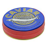 Чёрная икра сибирского осётра CAVIAR MALOSSOL 250 г