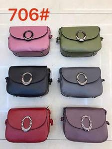 Женская сумочка - клатч мол.706