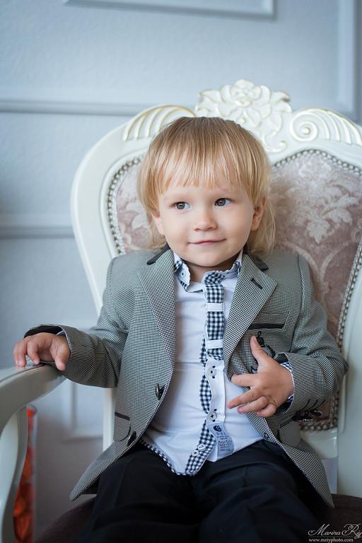 Модная детская осень