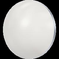 Жемчуг Swarovski для ногтей 2080/4 Crystal White Pearl ss 10 (100 шт)