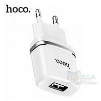 Hoco C11 Сетевое USB зарядное устройство 1A