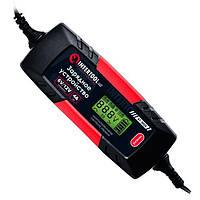 Зарядное устройство 6/12В, 1/2/3/4А, 230В, INTERTOOL AT-3024
