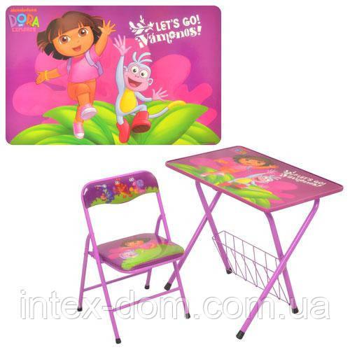 Столик со стульчиком  детский Bambi DT 20-6