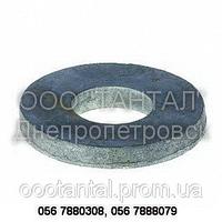 Шайба плоская стальная для болтовых соединений с пружинными штифтами DIN 7349