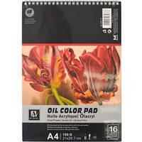 """Альбом для акварели """"Oil color pad"""""""