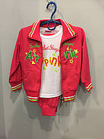 Спортивный костюм для малышки, фото 1