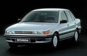 Mitsubishi Lancer / Митсубиси Лансер (Седан, Хетчбек) (1988-1991)