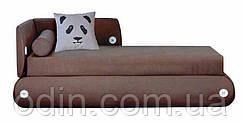Кровать детская Альба 01 (Brown) (Crocus)