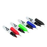 Мини-маркеры перманентные цветные, L= 93 мм, 80 шт/упак. (черный, синий, зеленый, красный) INTERTOOL KT-5011, фото 4