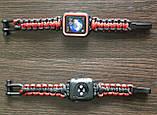 Комплект Primo Ranger для Apple Watch 42mm / 44mm - Black/Red, фото 3
