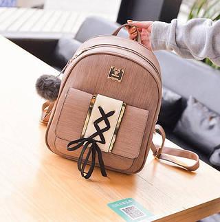 Восхитительный набор оригинального дизайна: Рюкзак, сумка и визитница