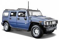 Автомодель Maisto 1:27 2003 Hummer  H2 SUV  Автомодель Maisto 1:27 2003 Hummer  H2 SUV синий