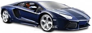 Автомодель Maisto 1:24 Lamborghini Aventador LP700-4 синий металлик