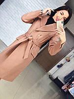 Кашемировое пальто женское Виктория