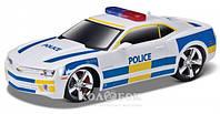 Игровая Автомодель Maisto Chevrolet Camaro SS RS Police свет. и звук, М1:24 Игровая Автомодель Maisto Chevrolet Camaro SS RS Police белый свет. и