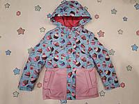 Куртка для девочки 48-8003-1