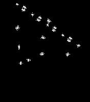 Крепления для солнечных панелей .Регулируемый угол наклона, две стойки,4 ряда, альбомное расположение