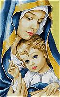 Заготовка під вишивку Мадонна з немовлям