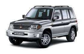 Mitsubishi Pajero Pinin / Митсубиси Паджеро Пинин (Внедорожник) (1998-2006)