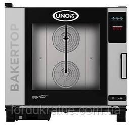 Печь пароконвекционная Unox XEBC06EUE1R (линия ONE)