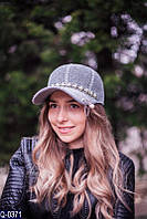 Кепка женская 55-57 см коттон  — купить купить оптом и в Розницу в одессе  7км