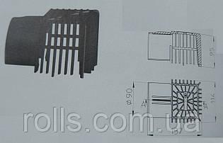 HL068.1E уловлювач листя для парапетних воронок HL68H.0/110 HL68P.0/110 HL68F.0/110