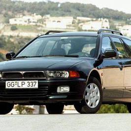 Mitsubishi Sigma / Митсубиси Сигма (Седан, Комби) (1990-1996)