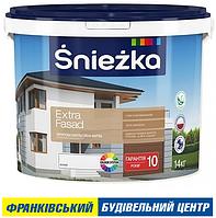 ФАРБА ŚNIEŻKA EXTRA FASAD 3 л (4,2 кг)