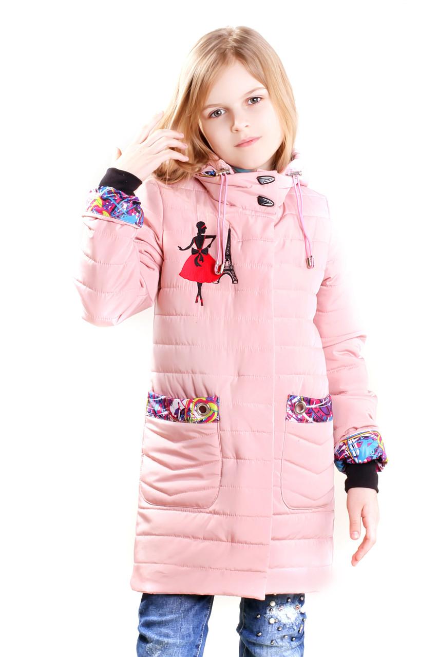 Детская курточка для девочки Жасмин