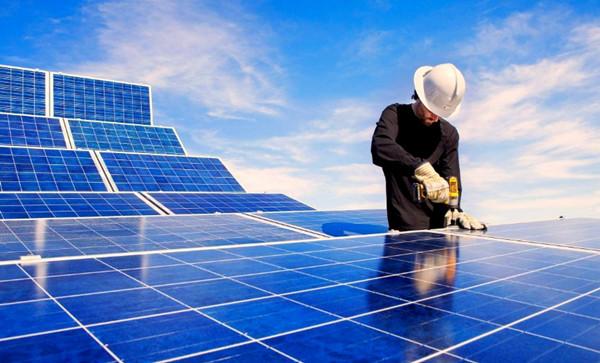 Шеф монтаж солнечной станции