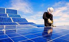 Шеф монтаж сонячної станції