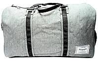 Дорожная сумка серого цвета DНM-005588, фото 1