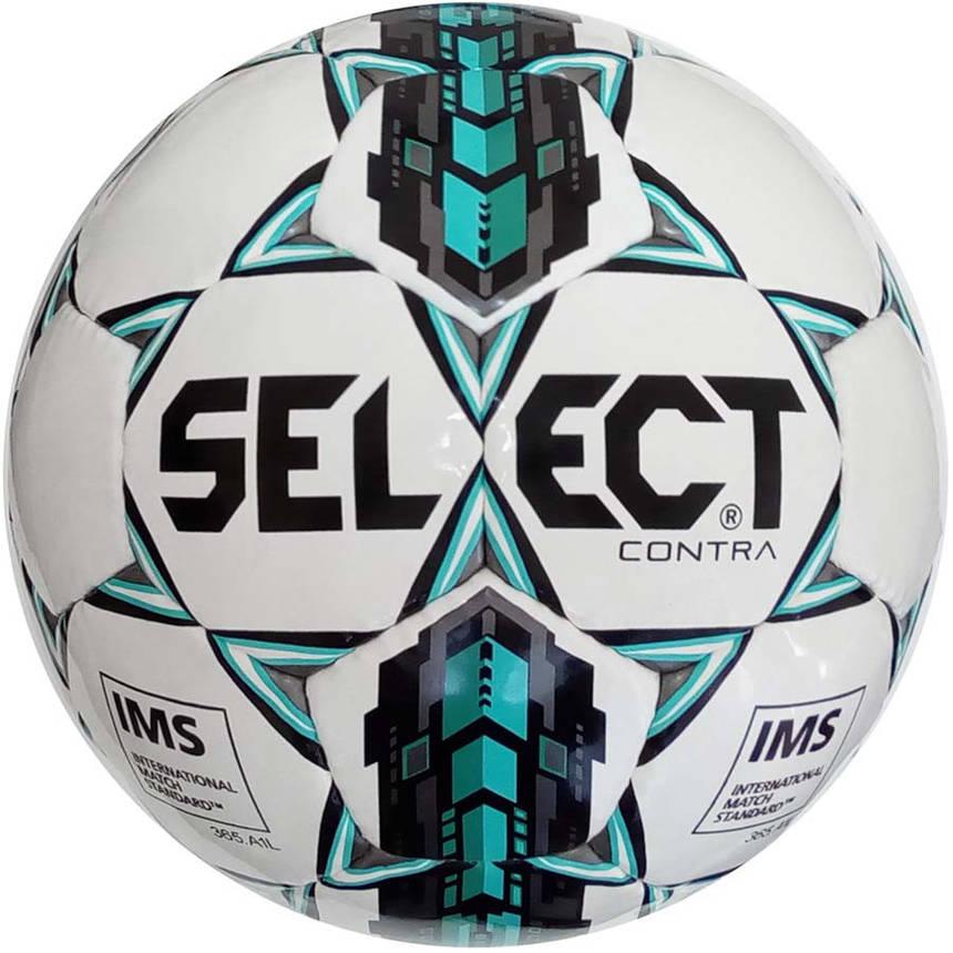 Мяч футбольный SELECT Contra, р 5, 4, 3, фото 2