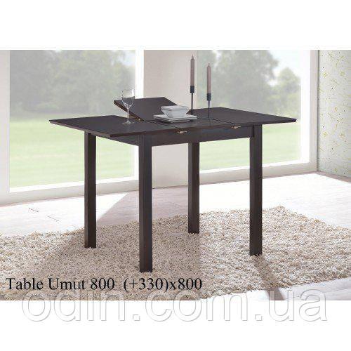 Стол Умут венге (Umut) 80х80 см